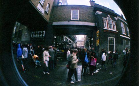 ロンドンのユースカルチャー代表地、ブリック・レーン