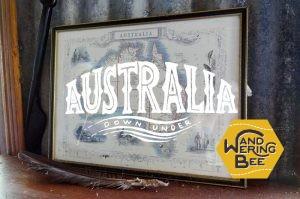 大きな広大な国土を誇るオーストラリアを一周(ラウンド)しよう