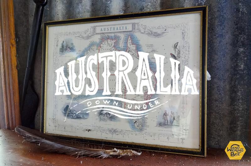 広大な国土を誇るオーストラリアを一周(ラウンド)しよう