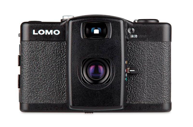 LOMO LC-A+の外観