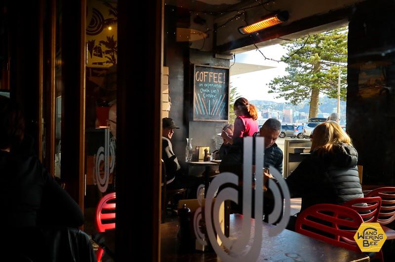 キウィ・ホスピタリティと呼ばれるほどカフェやレストランの質は高いです