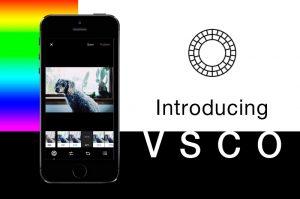 高機能な写真スマホアプリ、VSCOをご紹介します
