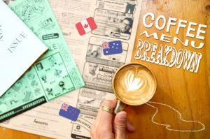 オーストラリア・ニュージーランド・カナダのコーヒーの違いを解説!