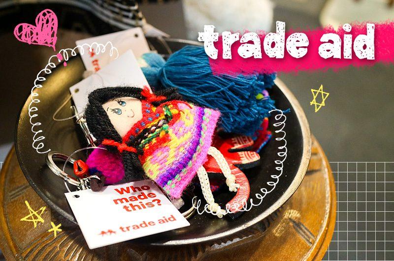 ニュージーランドのフェア・トレードといえば、Trade Aid