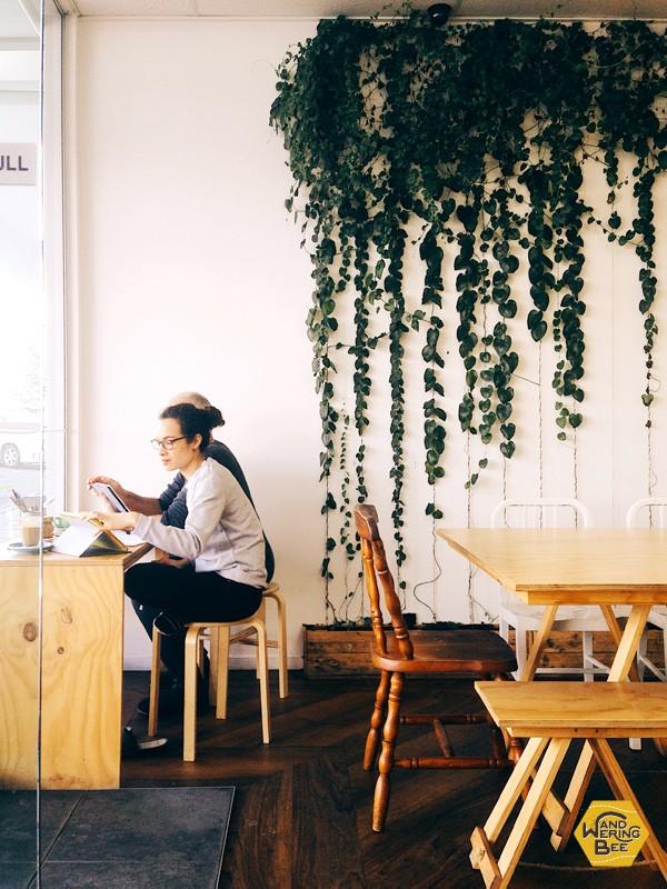 素材にこだわったヘルシーなメニューが揃うWild One Cafe