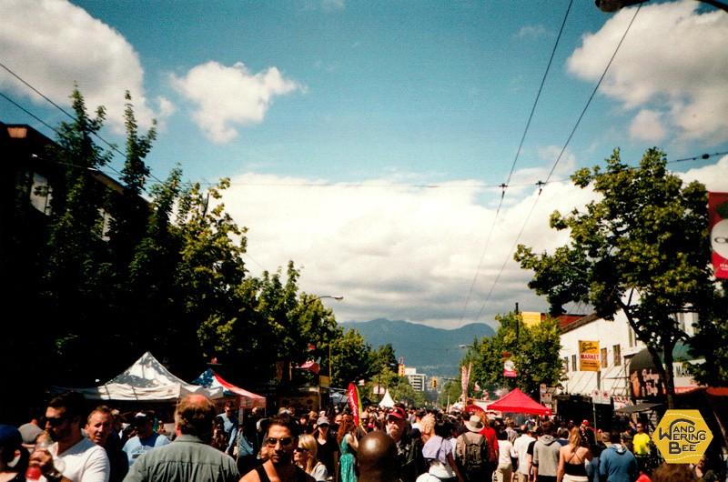 イタリアンコミュニティの祭典、イタリアン・デイは真夏のハイライトの一つ