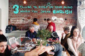 スピーキングの際は相手に与える印象を意識しながら話すと、英会話力UPに繋がります