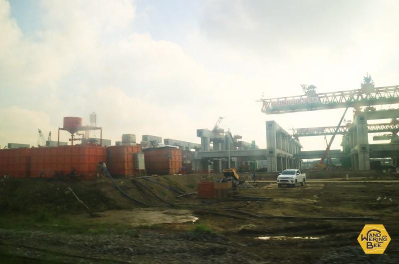 バンコク周辺の開発地域