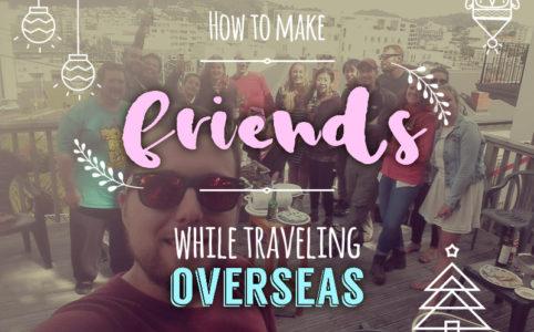 海外旅行先で友達を作るには?具体的な方法と初対面の人と仲良くなるコツ