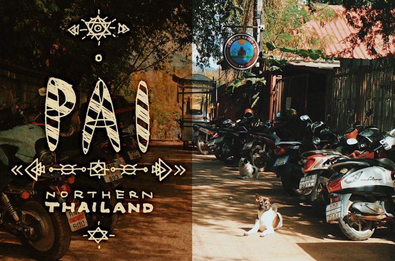 【パーイ】過酷な山道を抜けた先にある、タイ北部の田舎町は桃源郷だった