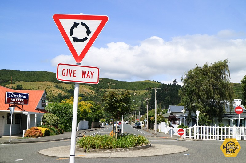 ニュージーランドの道路を走行する場合は交通ルールを事前にチェック
