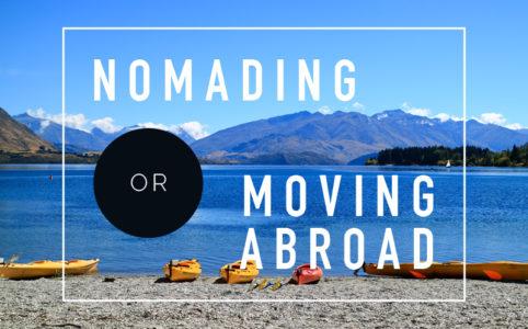 海外移住とノマドの違い:自分に適した海外長期滞在方法は?