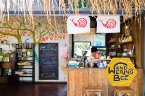 Bird's Nest Cafeは安らげる空間とオーガニック趣向のメニューが魅力