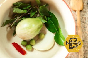 タイ料理において沢山使われるハーブは食べる必要ナシ!