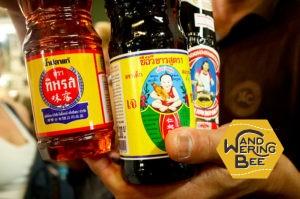ナンプラー、醤油、オイスターソースの3種の神器