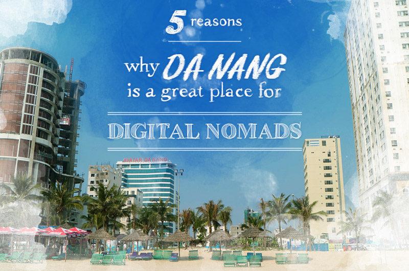 【ノマド生活inダナン】人気のビーチリゾートがノマドに最適な5つの理由