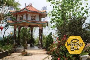中国の影響を受けたものが多い、ベトナムの歴史的な建築物