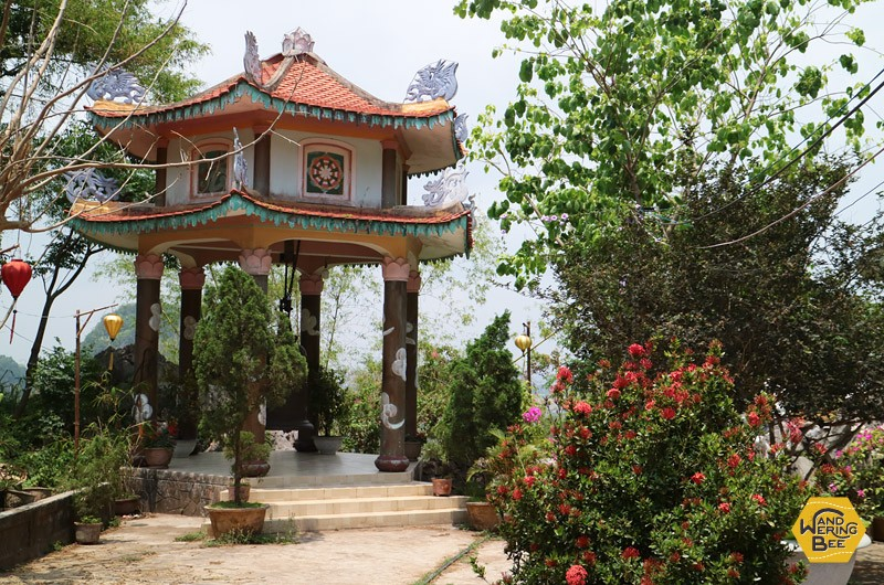 Vietnamese architecture is strongly influenced by Chinese architecture