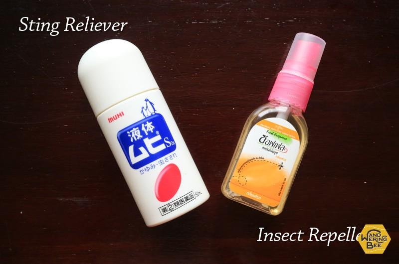 蚊は大敵!しっかり予防して寝不足を防ぎましょう