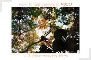 【VSCO】人気・おすすめフィルターと各プリセットの効果的な使い方のまとめ