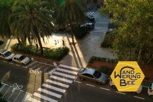 地中海に面したスペイン第3の都市、バレンシア