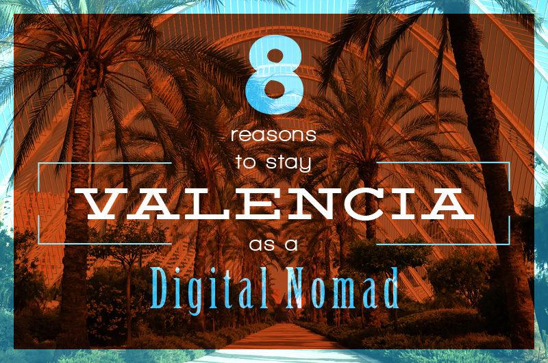 【ノマド生活inバレンシア】スペイン第3の都市をオススメする8つの理由