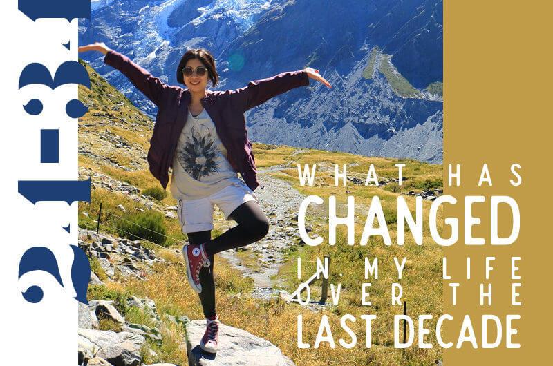 【私を変えたこの10年】24歳で海外に渡り、今年34歳になっておもうこと