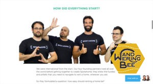 4人のアントレプレナーが2014年に始めたSpotahome