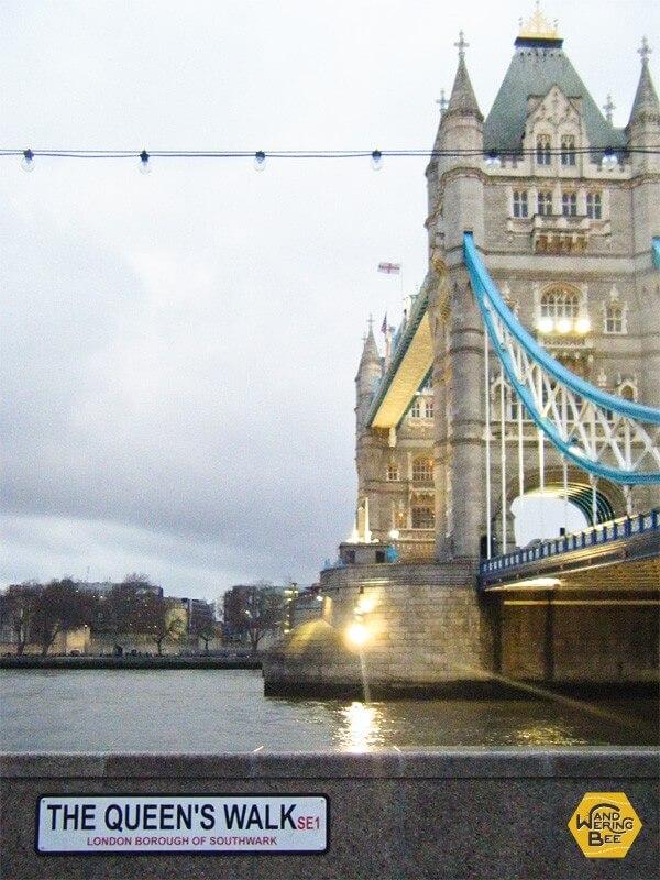 私にとってのターニング・ポイント、ロンドン