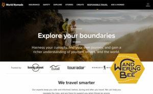 World Nomadsトップページ