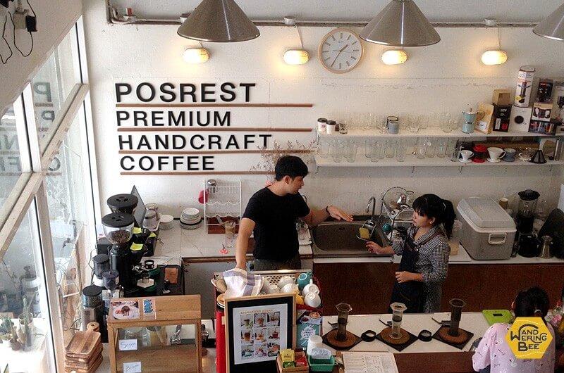 ノマド向けとも言えるカフェが多いチェンマイ