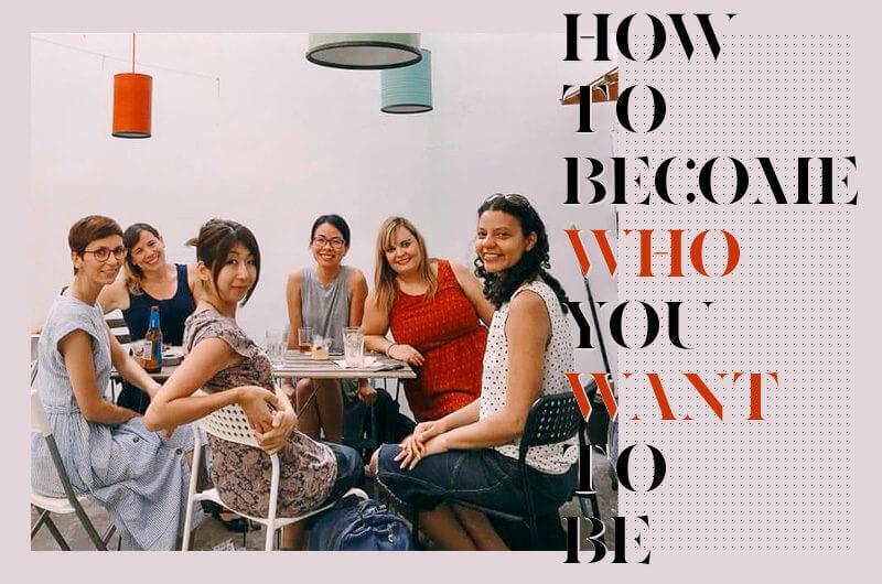 世界のノマドから学ぶ「なりたい自分」になるための勇気と能力とは?