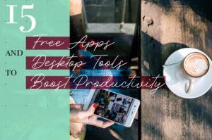 フリーランスの強い見方・仕事効率化アプリと作業を快適にするツール15選