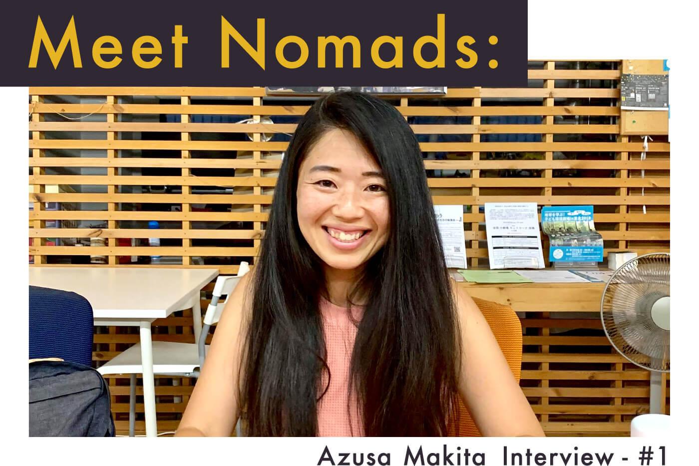 【英語xワーホリx国際経験】旅する翻訳家Azusa Makitaさんインタビュー:前半